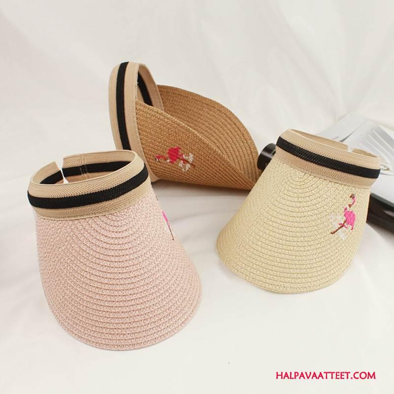 Naisten Hattu Halpa Uusi Shade Ranta Aikuinen Kudonta Pinkki
