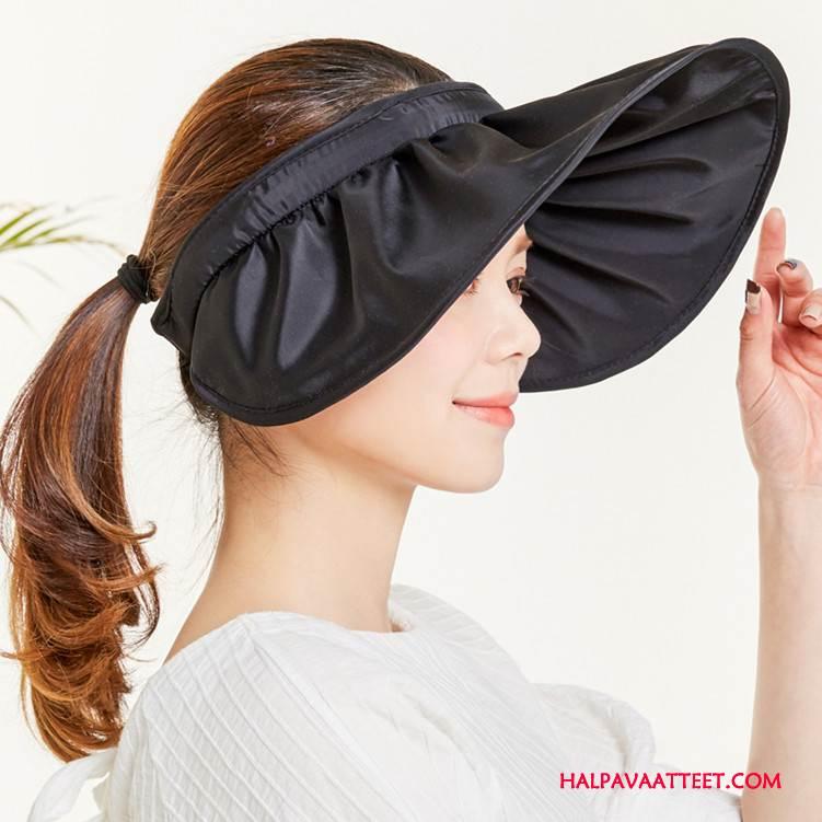 Naisten Hattu Myynti Naisille Shade Aurinkohattu Kudos Uusi Violetti Musta