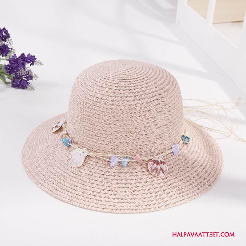 Naisten Hattu Osta Shade Ranta Naisille Suuri Kesä Pinkki