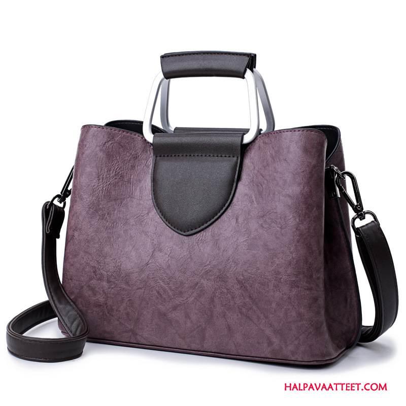 Naisten Käsilaukut Halvat Naisille Laukku Vintage Käsilaukku Pieni Rintaliivit Violetti