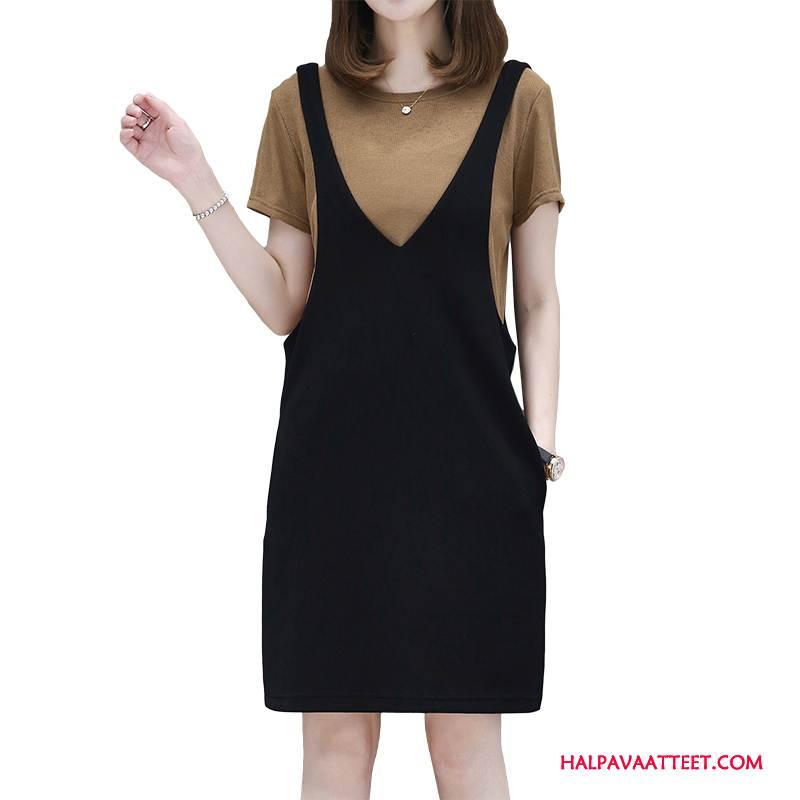 Naisten Plus Size Vaatteet Alennus Ohut Leninki Naisille Suuri Koko Kaupunki Puhdas
