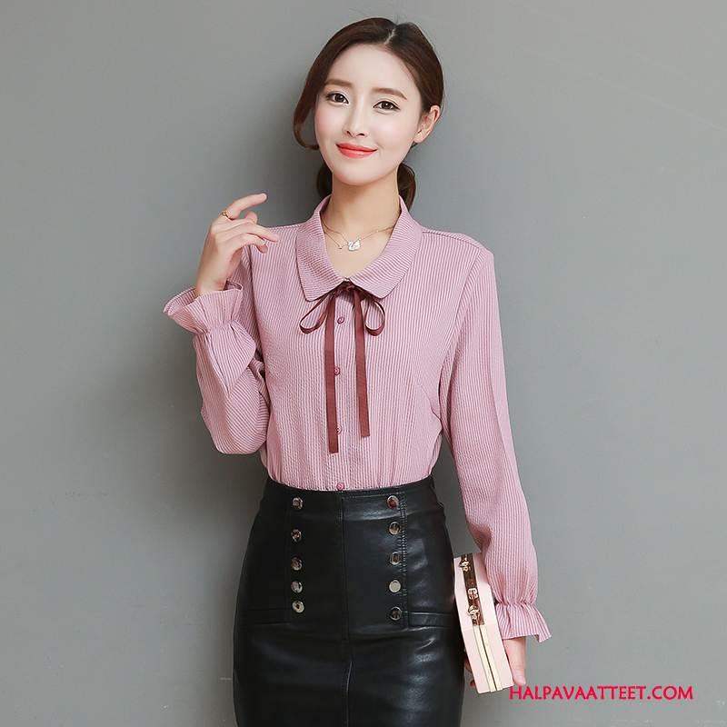 Naisten Plus Size Vaatteet Osta Suora Makea Suuri Koko Holkki Kevät Pinkki Punainen